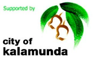 Supported by The City of Kalamunda