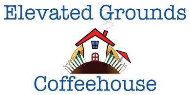 Elevated Grounds Coffee House Logo